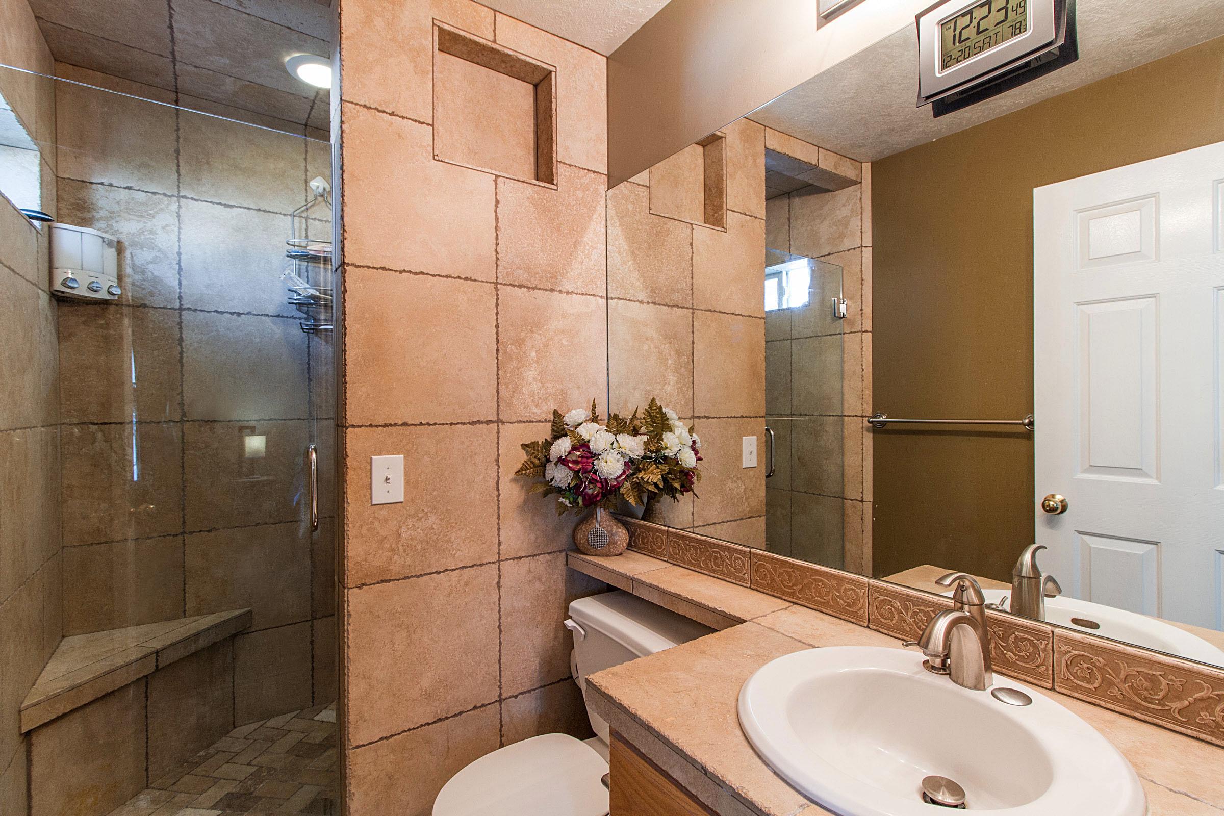Fancy Bathroom Suite