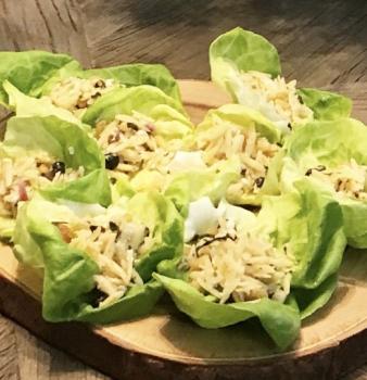 Cooking with Chris:Lemon Orzo Salad