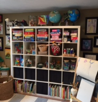 How to Decorate and Organize a Play Room