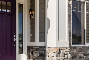 The Carlisle with the Purple Door